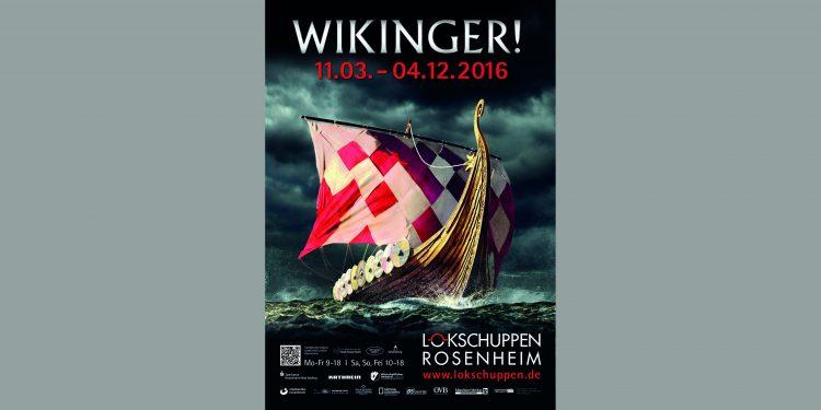 Lokschuppen Gewinnspiel: 2x2 freier Eintritt für die Wikinger Ausstellung. © VKR